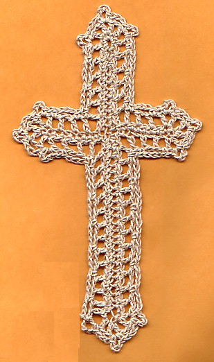 old rugged cross bookmark